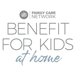 Event Home: Benefit for Kids at Home